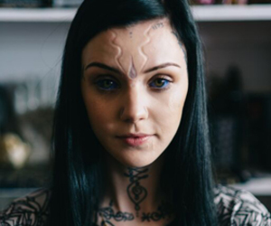 purple eyes, grace neutral, and scarification image