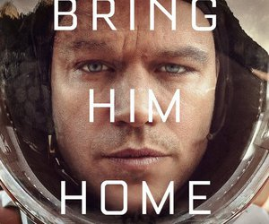 matt damon, the martian, and film image
