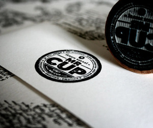 design, letterpress, and type image