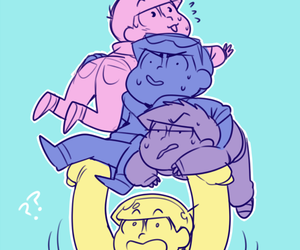 art, cute, and jyushimatsu image