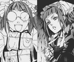 black butler, kuroshitsuji, and mey-rin image