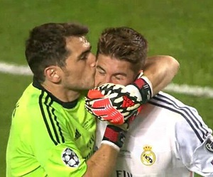 real madrid, sergio ramos, and iker casillas image