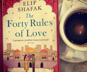 book, coffee love, and love image