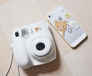 camera, iphone, and kawaii image