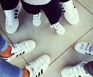 adidas, family, and shoes image