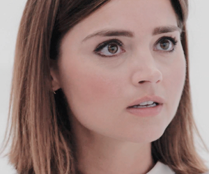clara, doctor who, and jenna coleman image