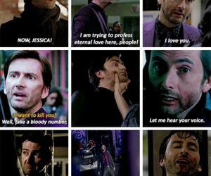 david tennant, Marvel, and jessica jones image