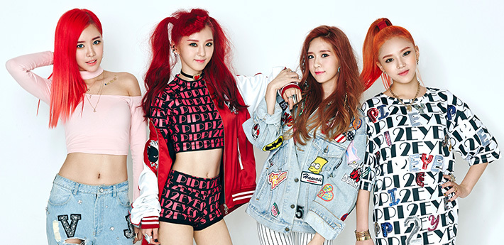 kpop, pippi, and 2eyes image