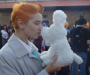 cosplay, snowy, and tintin image