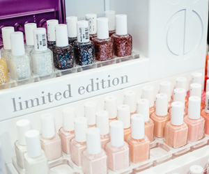 nail polish, essie, and luxury image