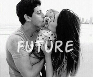 family, future, and cute image