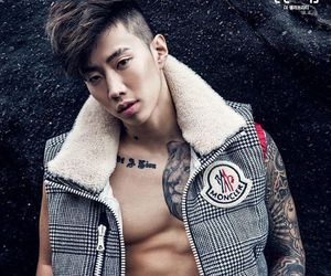 jay park, aomg, and abs image