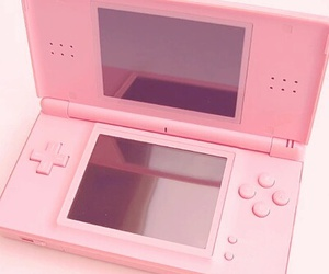 game, pink, and nintendo image