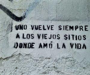 love, frases, and vida image
