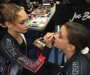 girl, maddie ziegler, and kendall vertes image