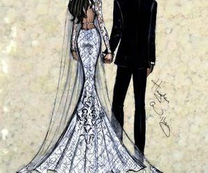 kanye west, wedding, and hayden williams image