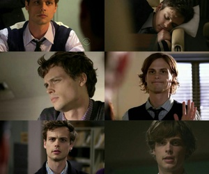 actor, criminal minds, and geeky image