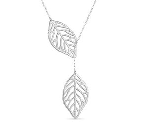 fashion, jewelry, and leaves image