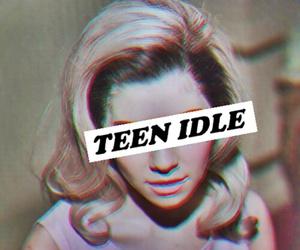 marina and the diamonds, teen idle, and teen image