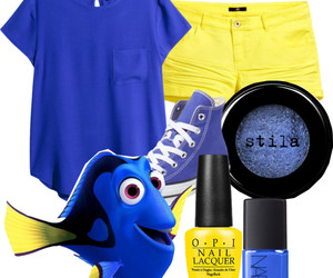 dory, fashion, and outfit image