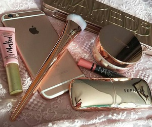 iphone, sephora, and too faced image