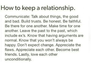 appreciate, relationships, and trust image