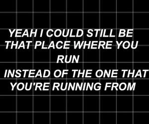grunge, Lyrics, and quotes image