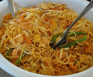 dinner, lunch, and noodles image