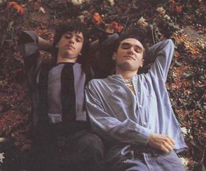 morrissey, johnny marr, and the smiths image