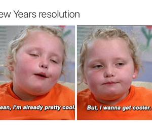 funny, new year, and cool image