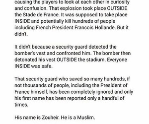 important, islam, and racism image