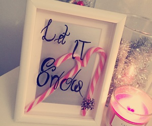 awesome, candy cane, and christmas image