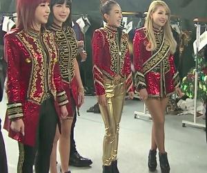 2ne1, park bom, and dara image