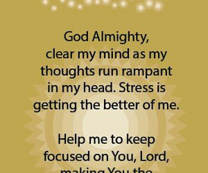 clear, focus, and stress image