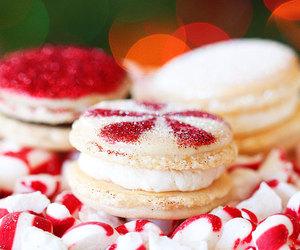 christmas, tumblr, and macaron image