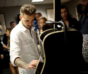kiss fm, liam payne, and one direction image