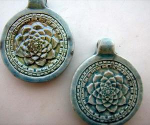 blue, Ceramic, and grunge image
