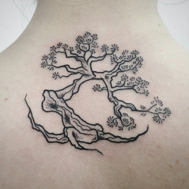 Bonsai Tattoo Google Search On We Heart It