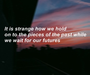 quotes, grunge, and future image