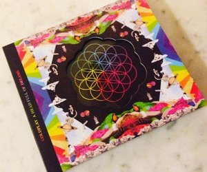 album, band, and coldplay image