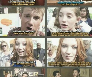 team, the hunger games, and cato image