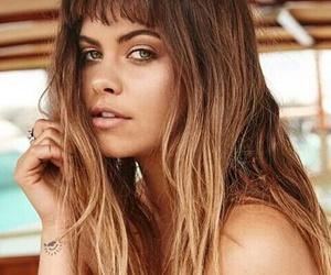 beautifull, eyes, and hairstyle image