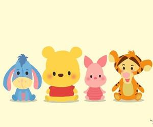 disney, piglet, and winnie pooh image