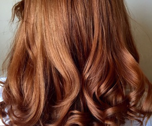 adorable, curls, and ginger image