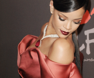 rihanna and robin fenty image