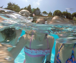 tumblr, tumblr friends, and underwater image
