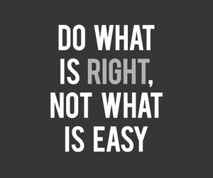 quotes, Right, and Easy image