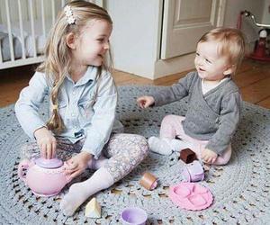 kids and love image