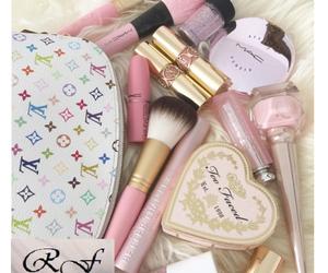 lipstick, make up, and fashion image