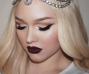 artist, girl, and nikkie tutorials image